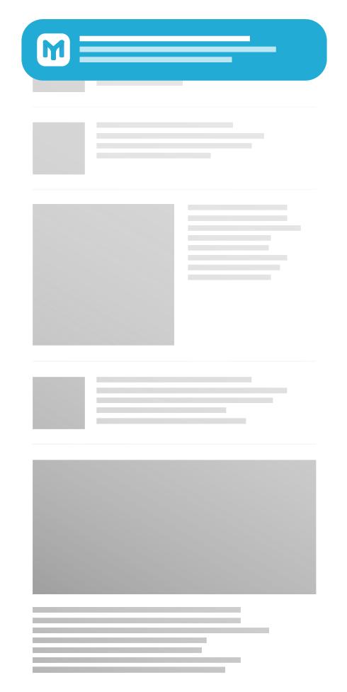 Informative app image